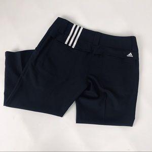 Adidas Clima Cool Black Cropped Pants